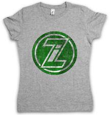 ZORIN INDUSTRIES II WOMEN T-SHIRT James Sign Logo Bond Company London MI6