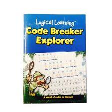 El libro de aprendizaje lógico Verde Juego De Mesa-Juego Educativo