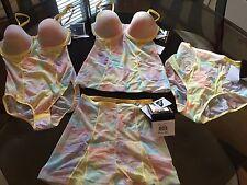 Body Wrap Sheer Iridesscent - Body, Cami, Boy Short& Brief Selection NWT