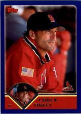 2003 Topps Baseball Base Singles #406-505 (Pick Your Cards)