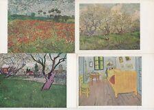 VINCENT VAN GOGH 27  Cartes Postales  1960-1980