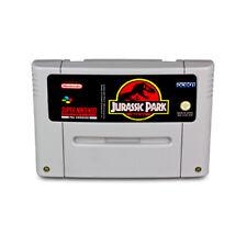 Super Nintendo - SNES Spiel JURASSIC PARK