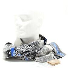 7317N sciarpa GEMMA.H UOMO grigio bluette sciarpe uomo scarf men