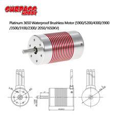 SURPASSHOBBY Platinum Waterproof Series 3650 Sensorless Brushless Motor for 1/10