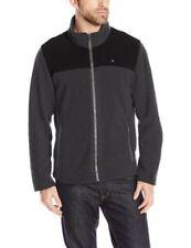 SALE! Tommy Hilfiger Men's Full Zip Polar Fleece Jacket SIZE & COLOR VARIETY