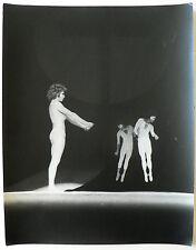 PHOTO ORIGINALE : BEJART JORGE DONN dans NIJINKSY CLOWN DE DIEU 1970 - 06