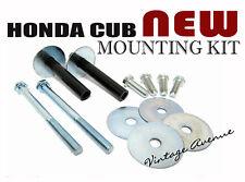 HONDA C50 C65 C70 C90 FRONT COVER LEGSHIELD MOUNTING HARDWARE KIT