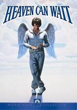 HEAVEN CAN WAIT DVD (1978) Julie Christie Warren Beatty James Mason NEW