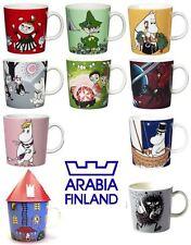 Iittala Ceramic Moomin Mug Cup eg Snorkmaiden Moomintroll New Christmas Mug