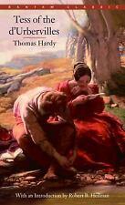 Tess of the d'Urbervilles (Bantam Classics)