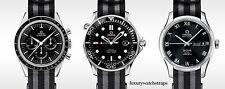 La OTAN ® Reloj Correa Para OMEGA SEAMASTER SPEEDMASTER Deville Reloj Spectre UK