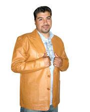 Men's Blazer Leather JacketMango Genuine Leather SPECIAL PRICE Style#369PN