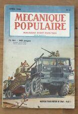Mecanique populaire,1948 N° 23