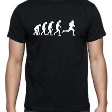 EVOLUTION OF AMERICAN FOOTBALLER TSHIRT T SHIRT XL XXL XXXL HELMET PADS BALL USA