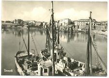 TERMOLI - VEDUTA DAL PORTO (CAMPOBASSO) 1956