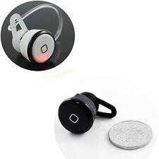 Smallest Stereo Bluetooth Earphone Headphone For iPhone ipod motorola LG Samsung