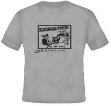 Dingoes Ate My Baby Buffy Music Band RETRO Gray T Shirt