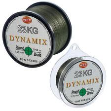 WFT Round Dynamix Grün geflochtene Schnur von 150m - 1000m Spule alle Stärken