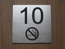 Hotel, Zimmernummer & Symbol, Nichtraucher, Türnummer
