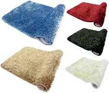 Bath Mat Rug Sparkle Glitter Anti Slip Bath Mat Soft Cashmere Touch 50x80cm Mat