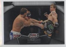2012 Topps UFC Finest #92 Alan Belcher MMA Card