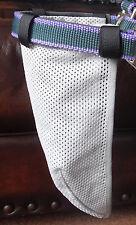 Nez Net 3 tailles Poney-Cob/Cheval-XL Blanc-Virtuellement indestructible Neuf.