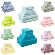 Hotel & Spa 8PCS Towels Set Bathroom Face Hand Bath Towels Bath Sheet Hand Large