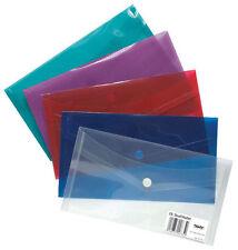Tiger sobre DL () protuberancia plástica documento carpetas de almacenamiento de archivos de pequeño tamaño cartera