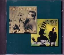 ROXY MUSIC & BRYAN FERRY Rare 10TRK SAMPLER PROMO CD 99