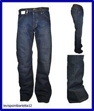 Jeans Lee da uomo a zampa Svasato Scampanato pantaloni Bootcut denim w31 w36 w38