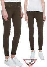 Guess Women's Green Pants / Jeans