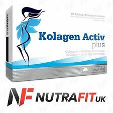 OLIMP KOLAGEN ACTIV PLUS collagen tablets firm skin strong bones