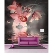 Papier peint géant Fleurs et papillons 11056 11056