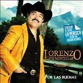 Por Las Buenas by Lorenzo De Monteclaro (CD ALL CD'S ARE BRAND NEW