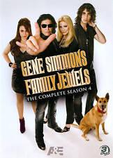 Gene Simmons Family Jewels: S4, Good DVD