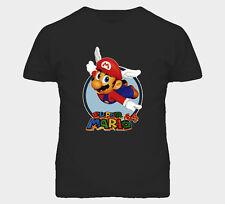 Super Mario N64 Video Game T Shirt