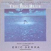 Eric Serra : The Big Blue CD (1989)