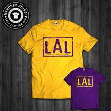T Shirt LA Lakers World Order nWo Wrestling inspited Basketball Tee