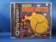 Playstation PS1 All Star Slammin' D-Ball