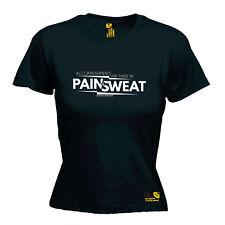 Culturismo Gimnasio Prendas para el torso Camiseta Divertido Novedad Tee Tshirt blsw 1 para mujer sexo pesan