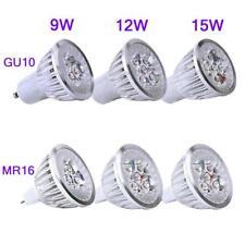 10x Ultra Bright MR16 GU10 9W 12W 15W LED Spotlight Light Bulb Downlight Lamp AU