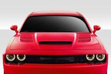 08-18 Dodge Challenger Viper Look Duraflex Body Kit- Hood!!! 113489