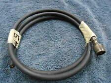 Motorola CCI Saxton 8421 Radio Repeater Communication Coax Cable  5' N Type  #17