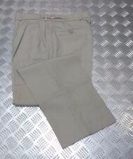 Genuine British Royal Airforce RAF Tropical Issue Stone Safari Trousers- 92cm