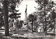 * MONTECELIO - Monumento ai Caduti