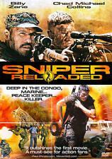 Sniper:reloaded - DVD-Billy Zane-Chad Michael Collins-Richard Sammel-Claudio Fah