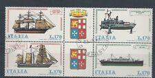 1977 ITALIA USATO NAVI BLOCCO