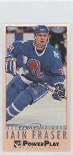 1993-94 Fleer Power Play #419 Iain Fraser New York Islanders Rookie Hockey Card