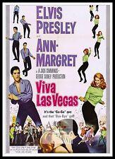Viva Las Vegas  2  Movie Posters Musicals Classic & Vintage Films