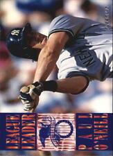 1995 Fleer League Leader Baseball #1-10 - Your Choice -*WE COMBINE S/H*